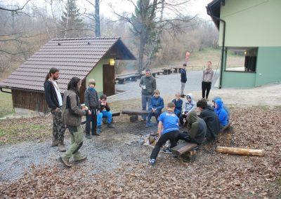 Mavrični Bojevniki - Gozdovnik marec 2017