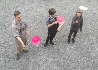 Cirkuški vikend Mavričnih Bojevnikov