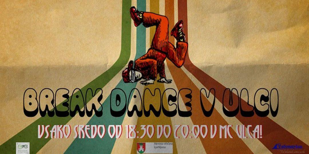 Break Dance za Mavrične Bojevnike