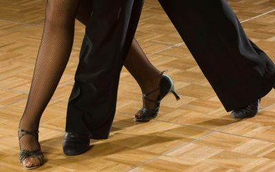 Plesne vaje za starše
